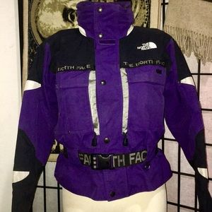 woman's the north face steep tech winter jacket